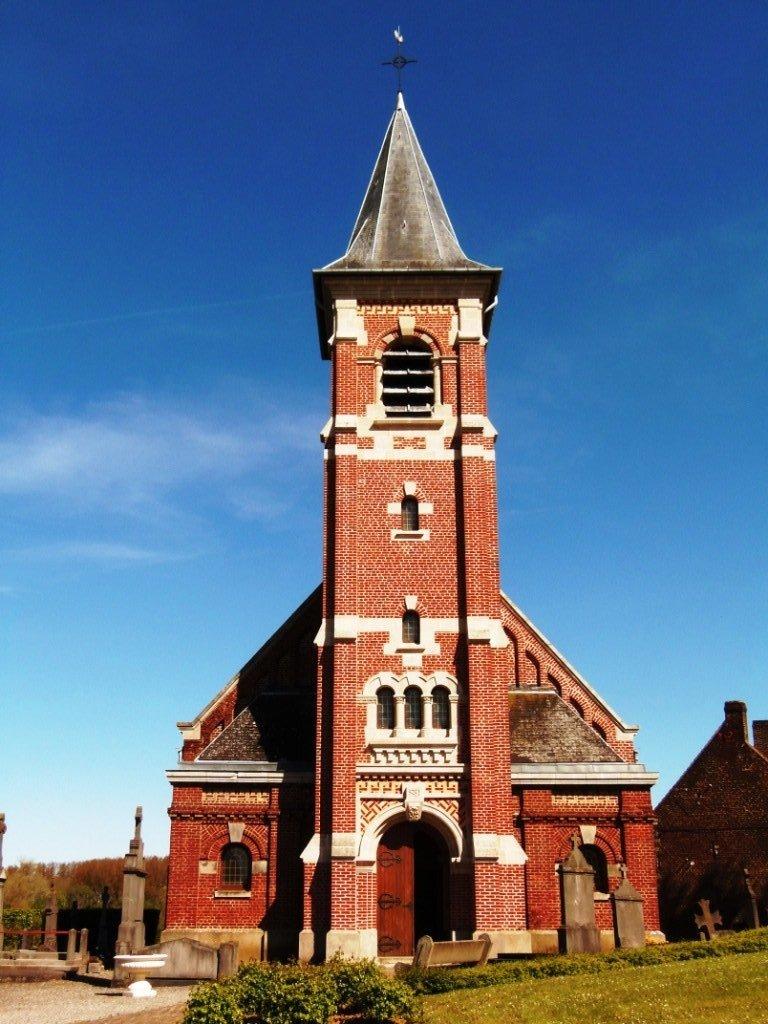Eglise d'Estrun
