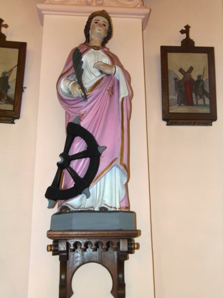 Ste Catherine d' Alexandrie