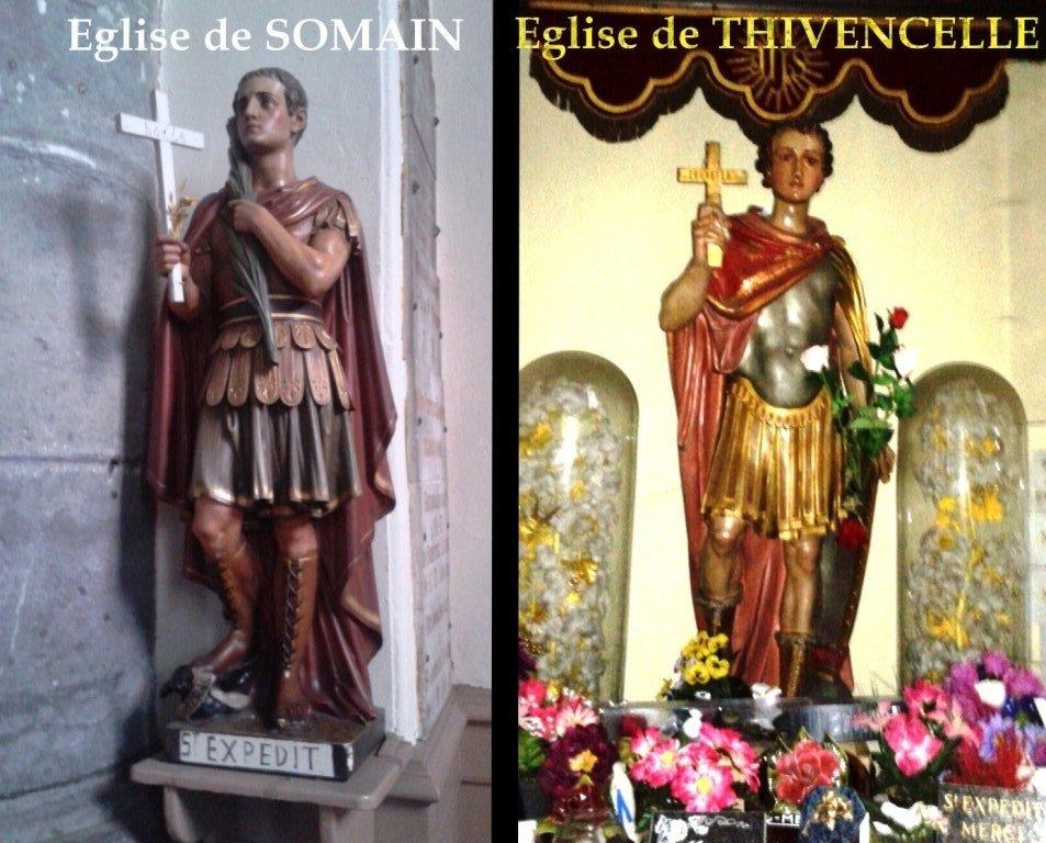 Saint Expedit Somain et Thivencelle - Copie